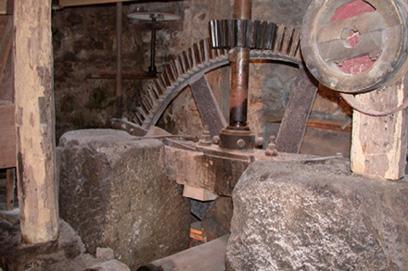 la roue et les pignons